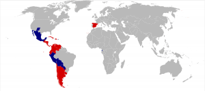 Los Países De Habla Hispana