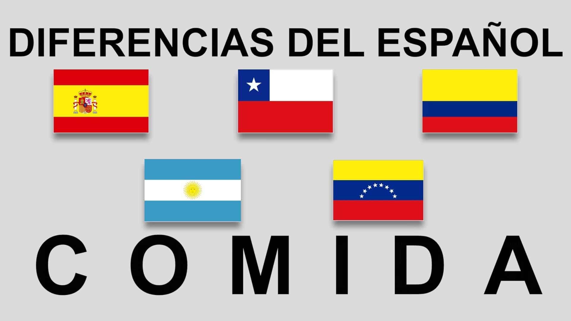 El Idioma español en Diferentes Países